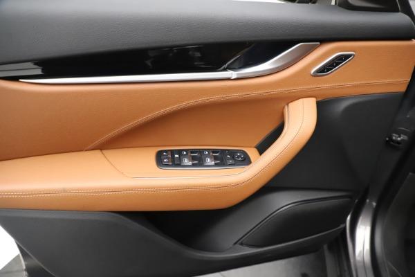 New 2020 Maserati Levante Q4 for sale Sold at Maserati of Greenwich in Greenwich CT 06830 17