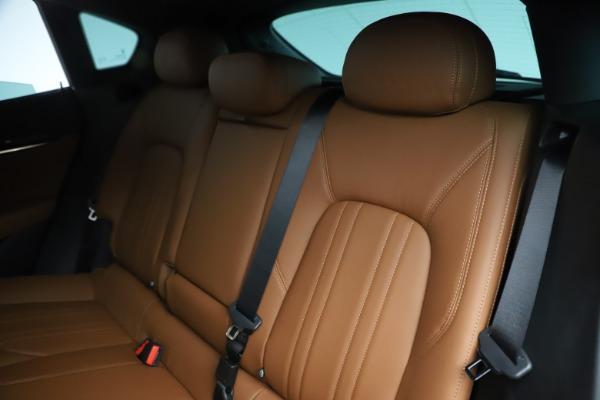 New 2020 Maserati Levante Q4 for sale Sold at Maserati of Greenwich in Greenwich CT 06830 18
