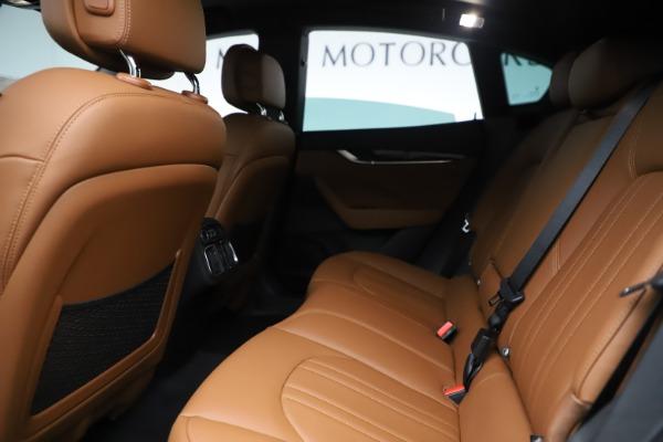 New 2020 Maserati Levante Q4 for sale Sold at Maserati of Greenwich in Greenwich CT 06830 19