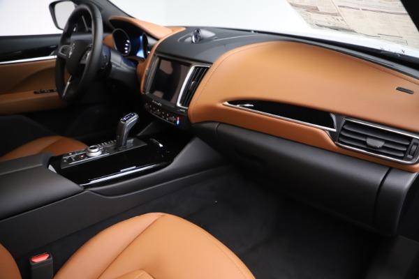 New 2020 Maserati Levante Q4 for sale Sold at Maserati of Greenwich in Greenwich CT 06830 22