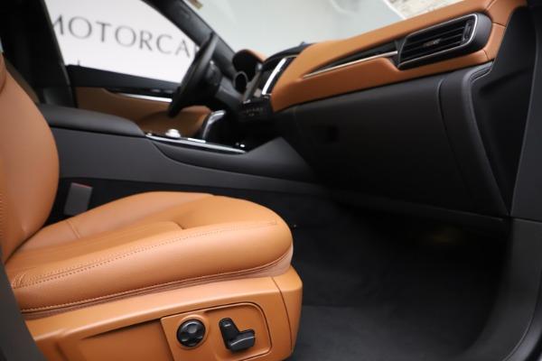 New 2020 Maserati Levante Q4 for sale Sold at Maserati of Greenwich in Greenwich CT 06830 23