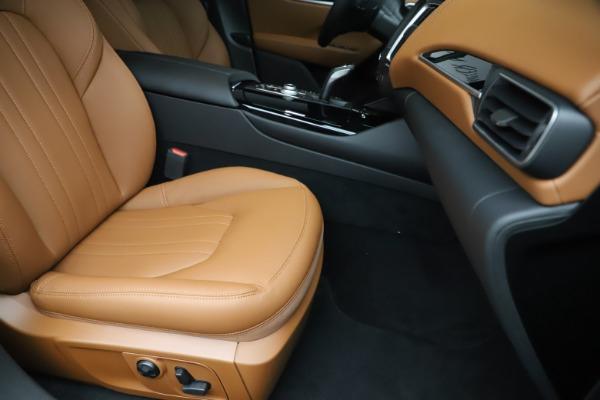 New 2020 Maserati Levante Q4 for sale Sold at Maserati of Greenwich in Greenwich CT 06830 24