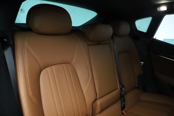 New 2020 Maserati Levante Q4 for sale Sold at Maserati of Greenwich in Greenwich CT 06830 26