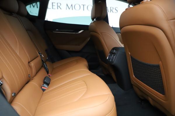 New 2020 Maserati Levante Q4 for sale Sold at Maserati of Greenwich in Greenwich CT 06830 27