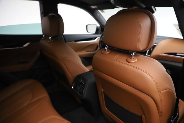 New 2020 Maserati Levante Q4 for sale Sold at Maserati of Greenwich in Greenwich CT 06830 28