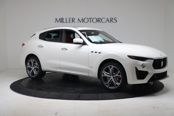 New 2020 Maserati Levante S Q4 GranSport for sale $101,085 at Maserati of Greenwich in Greenwich CT 06830 10