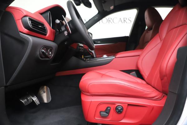 New 2020 Maserati Levante S Q4 GranSport for sale Sold at Maserati of Greenwich in Greenwich CT 06830 18