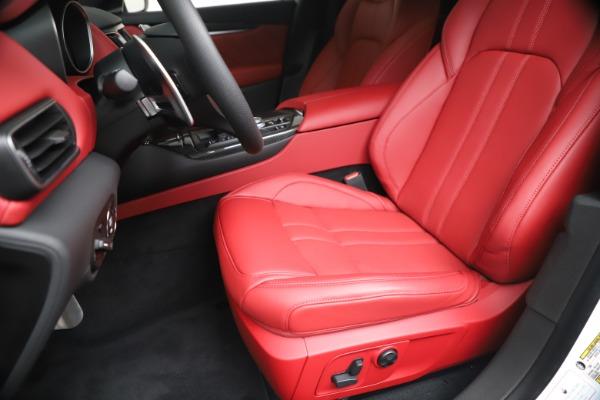 New 2020 Maserati Levante S Q4 GranSport for sale Sold at Maserati of Greenwich in Greenwich CT 06830 19