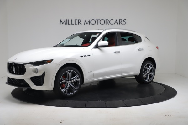 New 2020 Maserati Levante S Q4 GranSport for sale $101,085 at Maserati of Greenwich in Greenwich CT 06830 2
