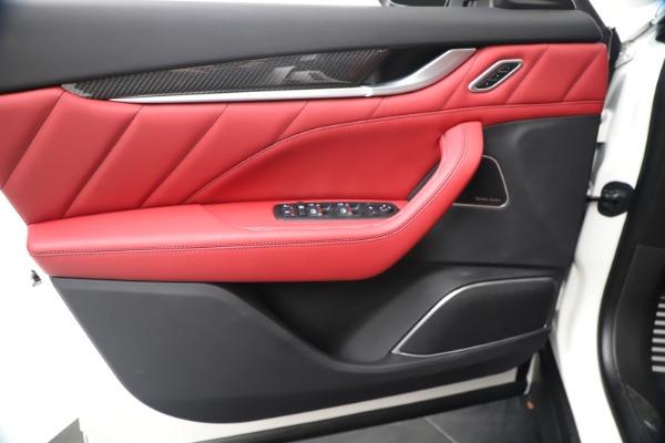 New 2020 Maserati Levante S Q4 GranSport for sale Sold at Maserati of Greenwich in Greenwich CT 06830 20