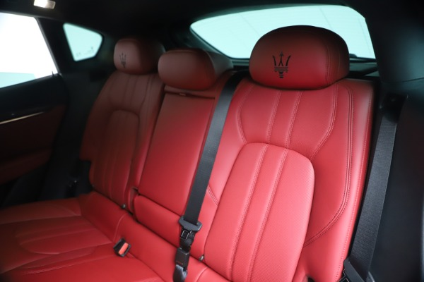 New 2020 Maserati Levante S Q4 GranSport for sale $101,085 at Maserati of Greenwich in Greenwich CT 06830 22