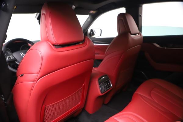 New 2020 Maserati Levante S Q4 GranSport for sale Sold at Maserati of Greenwich in Greenwich CT 06830 24