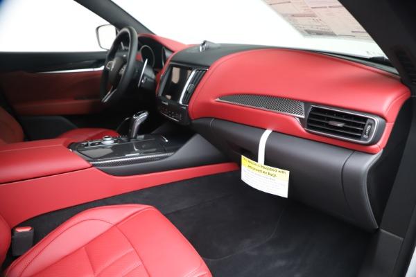New 2020 Maserati Levante S Q4 GranSport for sale Sold at Maserati of Greenwich in Greenwich CT 06830 28
