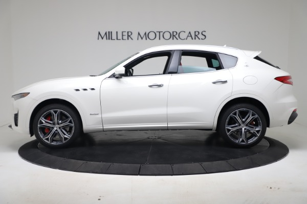 New 2020 Maserati Levante S Q4 GranSport for sale $101,085 at Maserati of Greenwich in Greenwich CT 06830 3