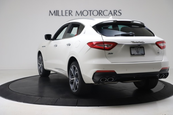 New 2020 Maserati Levante S Q4 GranSport for sale $101,085 at Maserati of Greenwich in Greenwich CT 06830 5