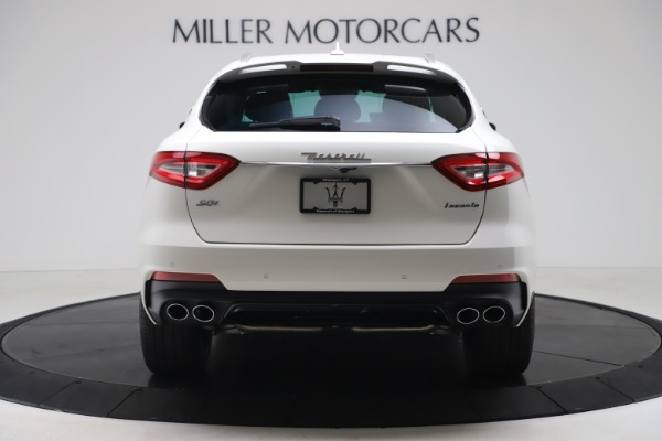 New 2020 Maserati Levante S Q4 GranSport for sale $101,085 at Maserati of Greenwich in Greenwich CT 06830 6