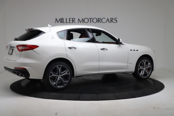 New 2020 Maserati Levante S Q4 GranSport for sale $101,085 at Maserati of Greenwich in Greenwich CT 06830 8