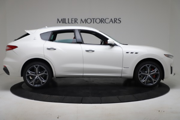 New 2020 Maserati Levante S Q4 GranSport for sale $101,085 at Maserati of Greenwich in Greenwich CT 06830 9