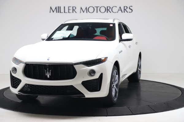 New 2020 Maserati Levante S Q4 GranSport for sale $101,085 at Maserati of Greenwich in Greenwich CT 06830 1
