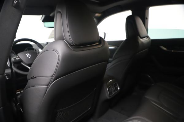 New 2020 Maserati Levante S Q4 GranSport for sale $102,285 at Maserati of Greenwich in Greenwich CT 06830 20