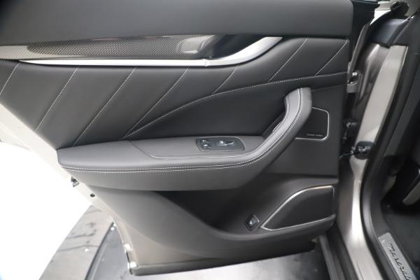 New 2020 Maserati Levante S Q4 GranSport for sale $102,285 at Maserati of Greenwich in Greenwich CT 06830 21