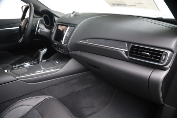 New 2020 Maserati Levante S Q4 GranSport for sale $102,285 at Maserati of Greenwich in Greenwich CT 06830 22