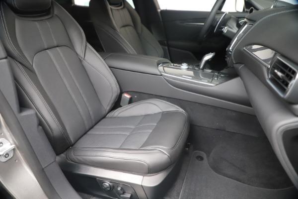 New 2020 Maserati Levante S Q4 GranSport for sale $102,285 at Maserati of Greenwich in Greenwich CT 06830 24