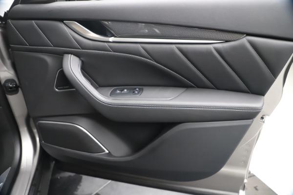 New 2020 Maserati Levante S Q4 GranSport for sale $102,285 at Maserati of Greenwich in Greenwich CT 06830 25