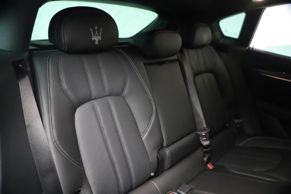 New 2020 Maserati Levante S Q4 GranSport for sale $102,285 at Maserati of Greenwich in Greenwich CT 06830 26