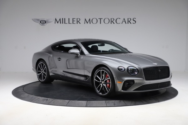 New 2020 Bentley Continental GT W12 for sale $283,305 at Maserati of Greenwich in Greenwich CT 06830 11