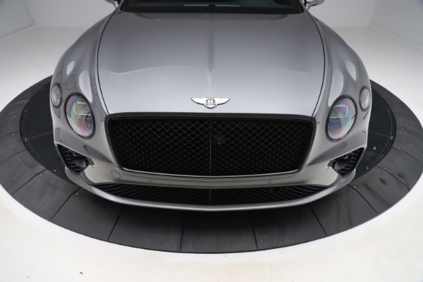 New 2020 Bentley Continental GT W12 for sale $283,305 at Maserati of Greenwich in Greenwich CT 06830 13