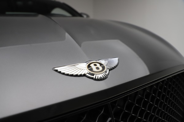 New 2020 Bentley Continental GT W12 for sale $283,305 at Maserati of Greenwich in Greenwich CT 06830 14