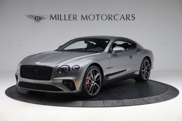 New 2020 Bentley Continental GT W12 for sale $283,305 at Maserati of Greenwich in Greenwich CT 06830 2