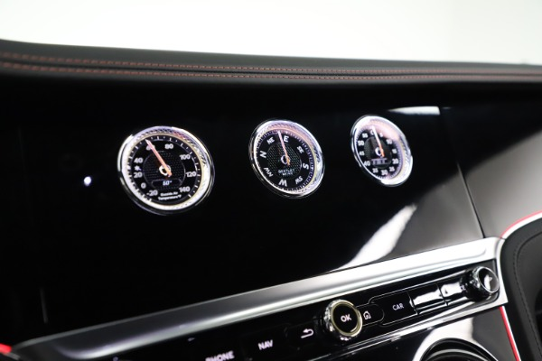 New 2020 Bentley Continental GT W12 for sale $283,305 at Maserati of Greenwich in Greenwich CT 06830 24