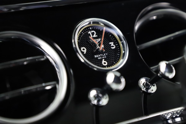 New 2020 Bentley Continental GT W12 for sale $283,305 at Maserati of Greenwich in Greenwich CT 06830 25