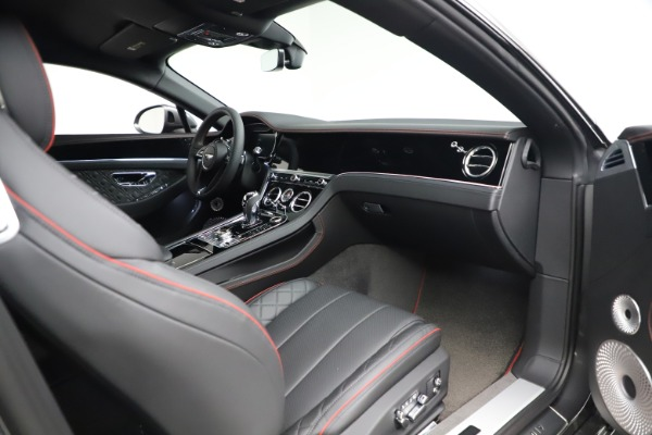 New 2020 Bentley Continental GT W12 for sale $283,305 at Maserati of Greenwich in Greenwich CT 06830 26