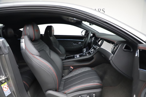 New 2020 Bentley Continental GT W12 for sale $283,305 at Maserati of Greenwich in Greenwich CT 06830 28