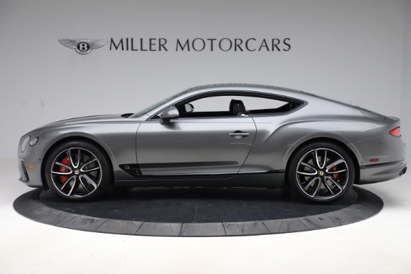 New 2020 Bentley Continental GT W12 for sale $283,305 at Maserati of Greenwich in Greenwich CT 06830 3