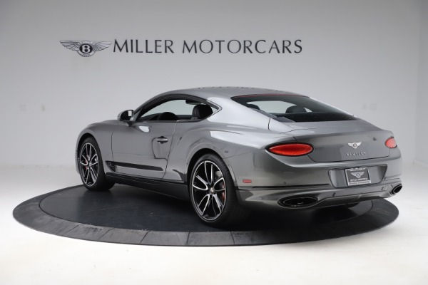 New 2020 Bentley Continental GT W12 for sale $283,305 at Maserati of Greenwich in Greenwich CT 06830 5