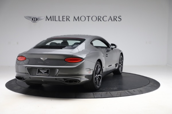 New 2020 Bentley Continental GT W12 for sale $283,305 at Maserati of Greenwich in Greenwich CT 06830 7