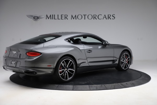 New 2020 Bentley Continental GT W12 for sale $283,305 at Maserati of Greenwich in Greenwich CT 06830 8