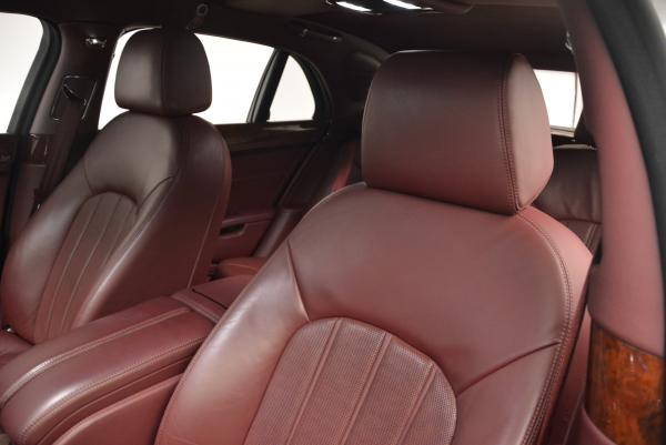 Used 2011 Bentley Mulsanne for sale Sold at Maserati of Greenwich in Greenwich CT 06830 16