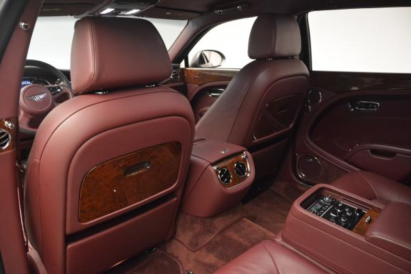 Used 2011 Bentley Mulsanne for sale Sold at Maserati of Greenwich in Greenwich CT 06830 17
