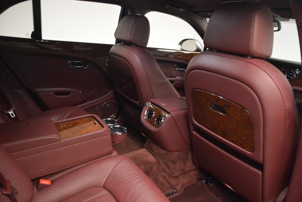 Used 2011 Bentley Mulsanne for sale Sold at Maserati of Greenwich in Greenwich CT 06830 28