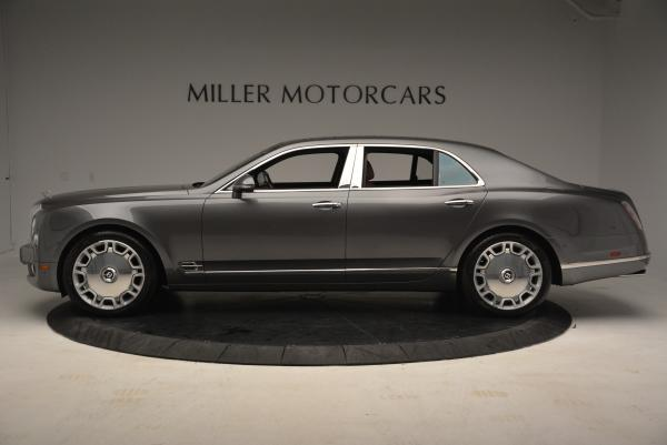 Used 2011 Bentley Mulsanne for sale Sold at Maserati of Greenwich in Greenwich CT 06830 3