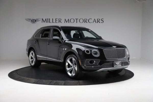 Used 2017 Bentley Bentayga W12 for sale $139,900 at Maserati of Greenwich in Greenwich CT 06830 11