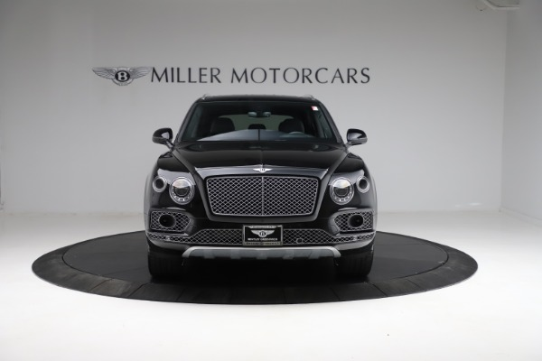 Used 2017 Bentley Bentayga W12 for sale $139,900 at Maserati of Greenwich in Greenwich CT 06830 12