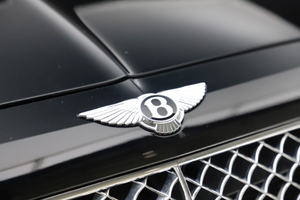 Used 2017 Bentley Bentayga W12 for sale $139,900 at Maserati of Greenwich in Greenwich CT 06830 14