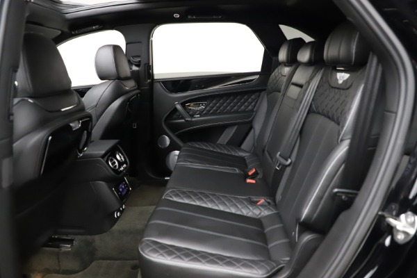 Used 2017 Bentley Bentayga W12 for sale $139,900 at Maserati of Greenwich in Greenwich CT 06830 22