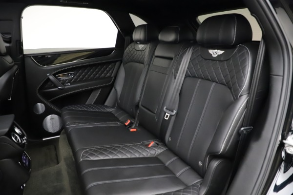 Used 2017 Bentley Bentayga W12 for sale $139,900 at Maserati of Greenwich in Greenwich CT 06830 23